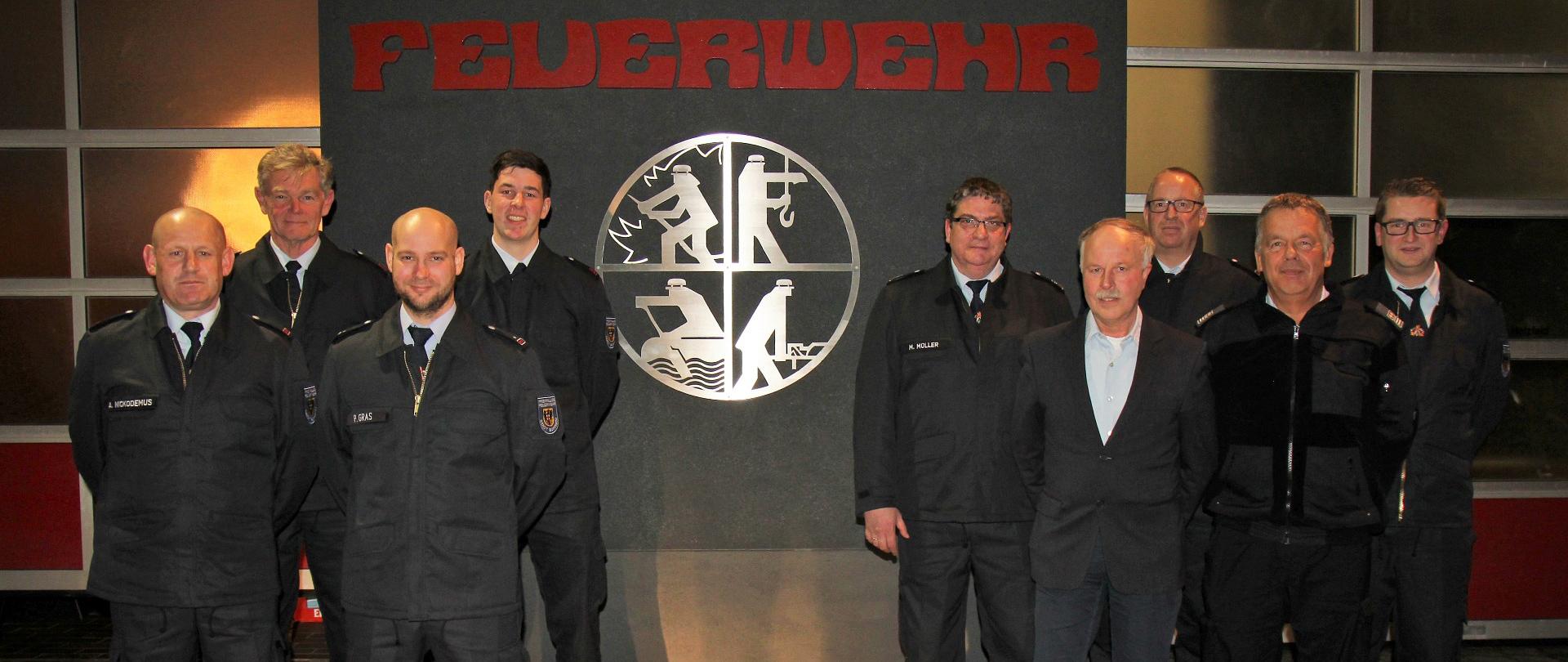 You are currently viewing Generalversammlung von Förderverein und aktiver Wehr