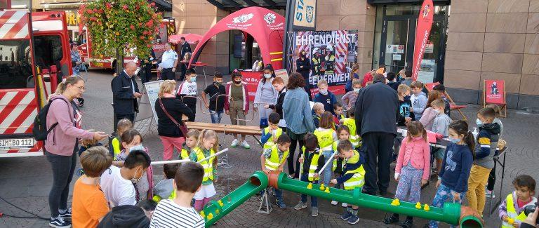 Infotag der Freiwilligen Feuerwehren der Stadt Boppard